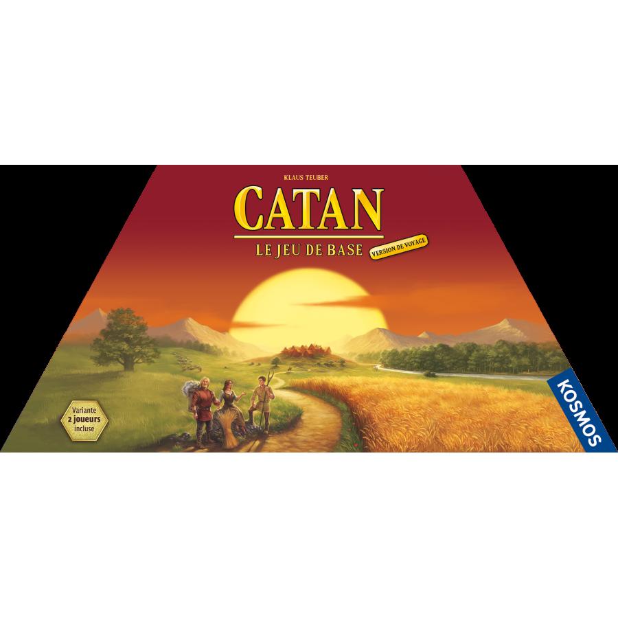 CATAN VOYAGE JEU56001 Jeux