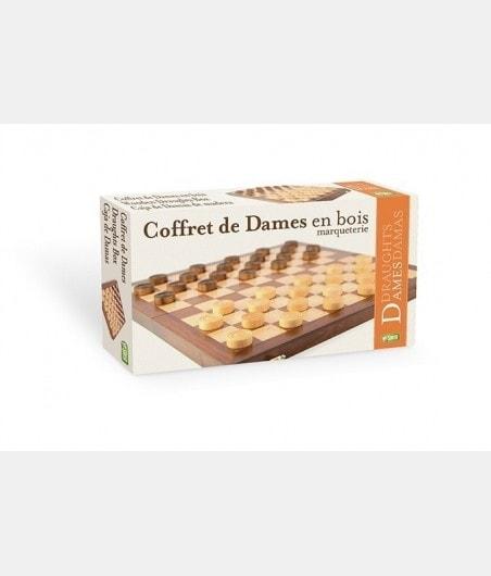 COFFRET DE DAMES EN MARQUETERIE DAM1400 Tout voir