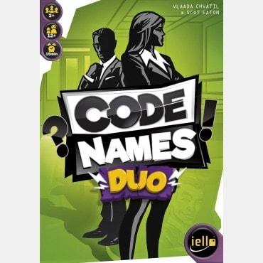 CODENAMES DUO JEU11122 Jeux de société