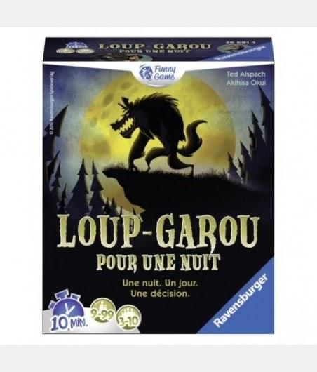 LOUP GAROU POUR UNE NUIT JEU11128 Jeux