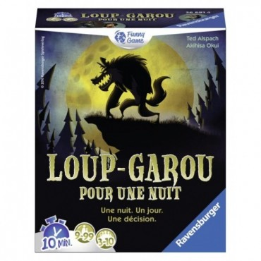 LOUP GAROU FOR ONE NIGHT