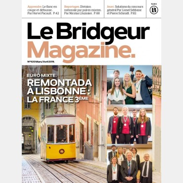 Le Bridgeur - Mars 2019 bri_journal920 Anciens numéros
