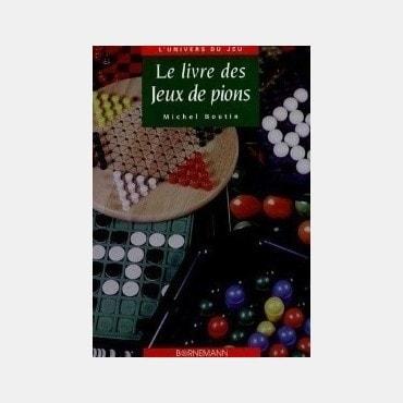 Le Livre des Jeux de Pions  LIV4224 Livres de jeux