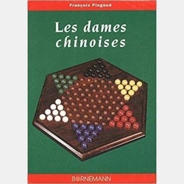 Les Dames Chinoises LIV4127 Livres de jeux