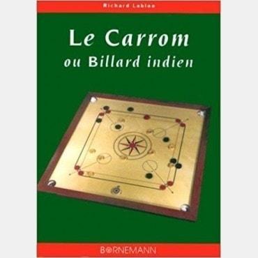 Le Carrom ou Billard indien LIV4081 Livres de jeux