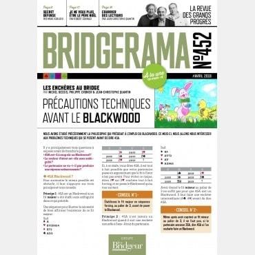 Bridgerama April 2019