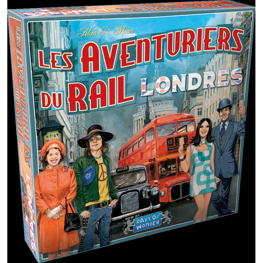 Les Aventuriers du Rail - Londres JEU56033 Jeux