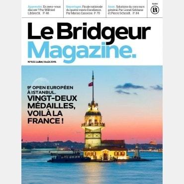 Le Bridgeur - Juillet 2019 bri_journal922 Anciens numéros