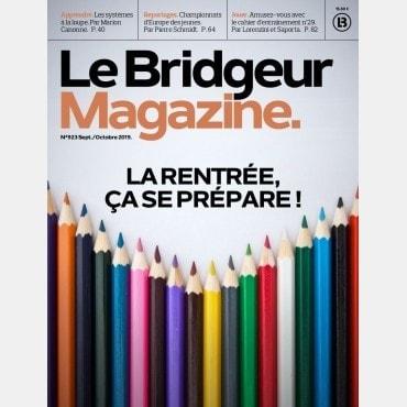 Le Bridgeur - Septembre 2019 bri_journal923 Anciens numéros