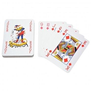 CARTES XXL (21 x 3,1 x H28,5 cm) CAR7420 Cartes à jouer