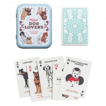 Cartes à jouer décor chiens CAR7481 Cartes à jouer