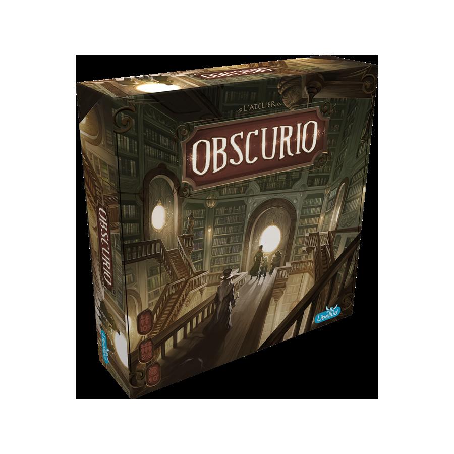Obscurio JEU1172 Jeux de société
