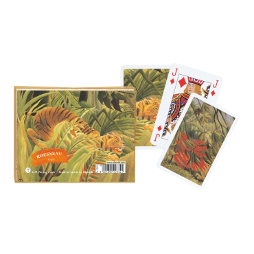 Box of Tiger Cards