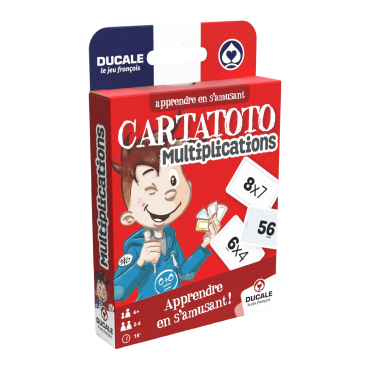 Jeu de cartes Cartatoto CAR7980 Jeux