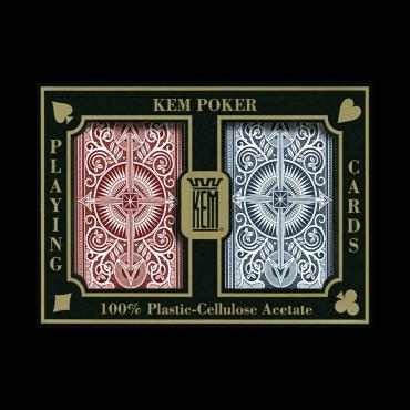 Kem Poker Jumbo Box