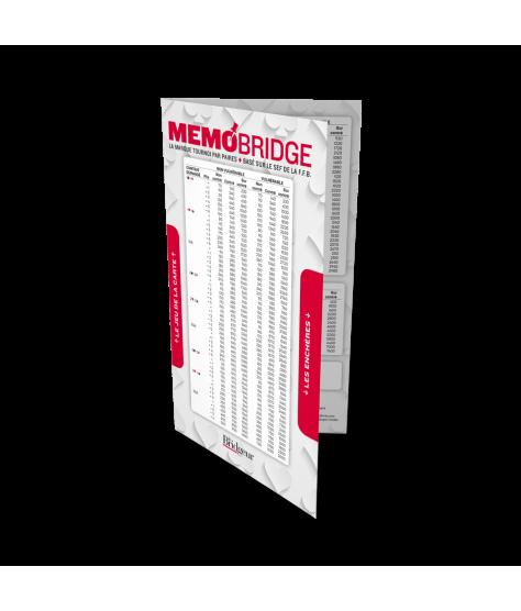Mémobridge New edition 2019