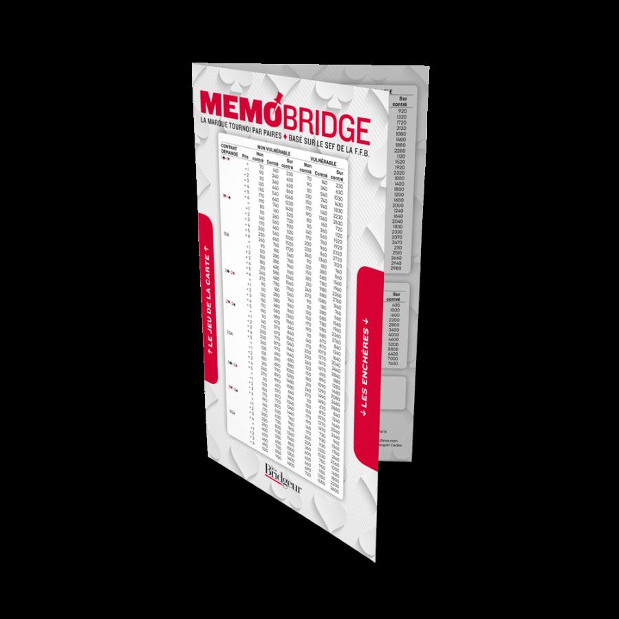 Mémobridge LIV1010 Librairie