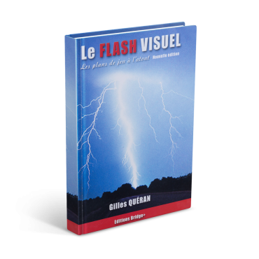 The visual flash