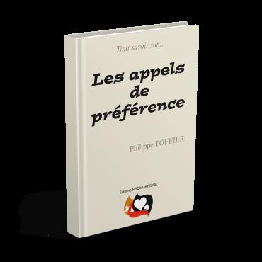 Les Appels de Préférence LIV2455 Librairie