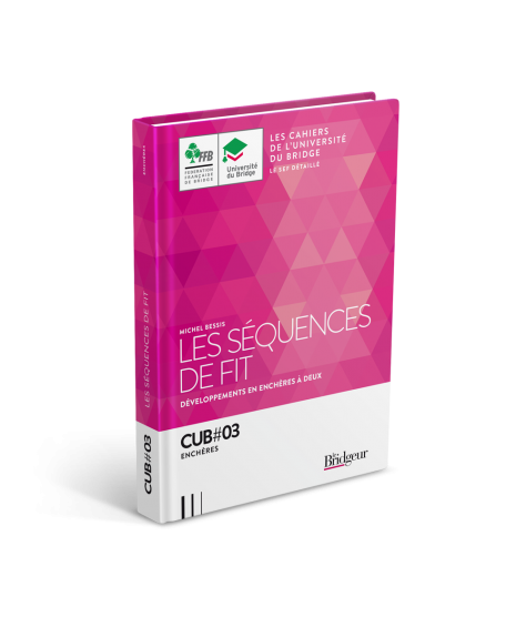 Bridge University Notebook (CUB03) The Fit Sequences