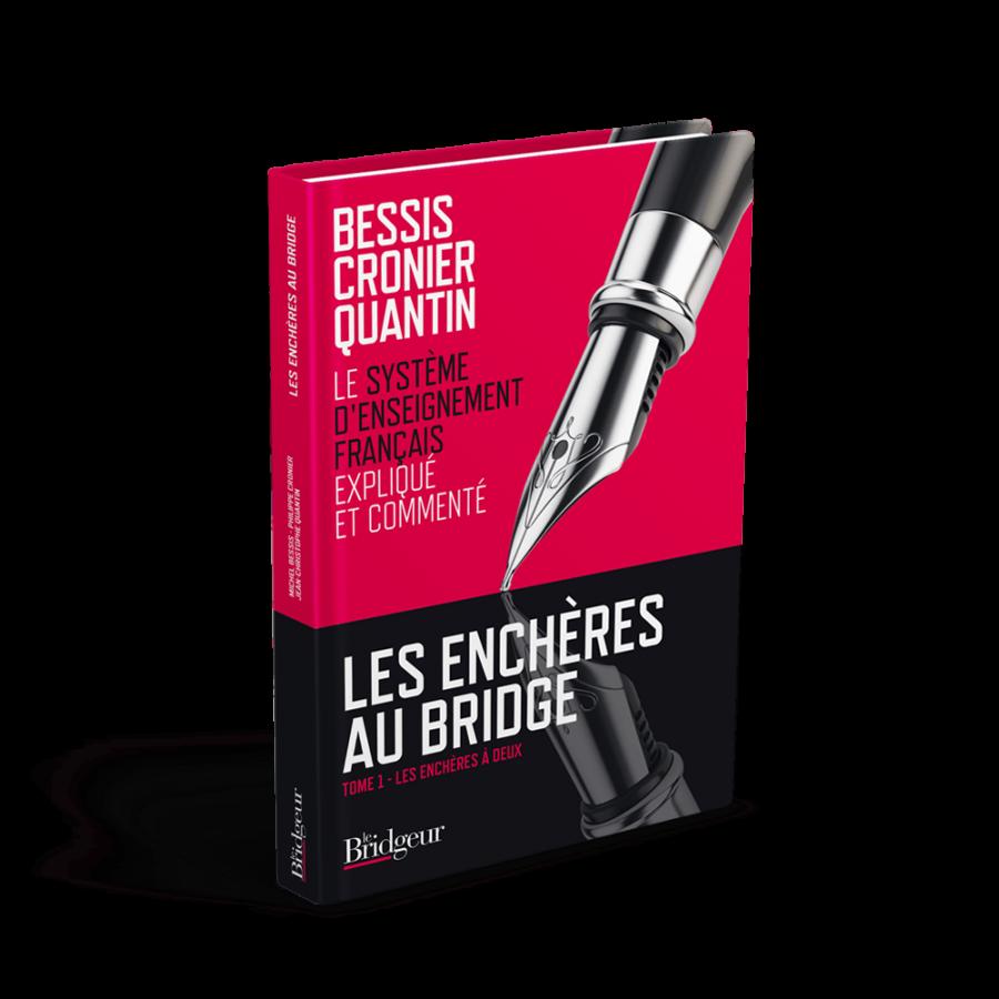 Les Enchères au Bridge Tome 1 LIV10273 Librairie
