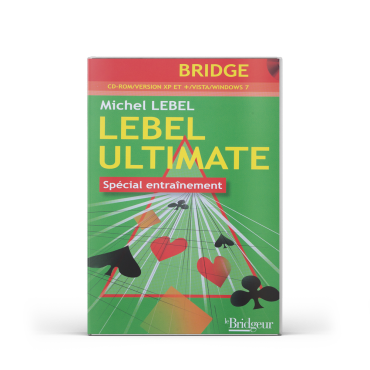 Lebel Ultimate - CD-ROM PC LOG1034 Logiciels de bridge