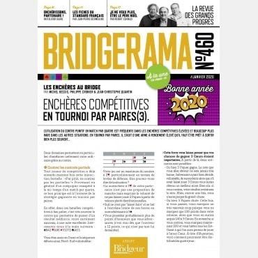 Bridgerama January 2020