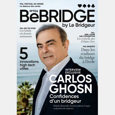 copy of Le Bridgeur...