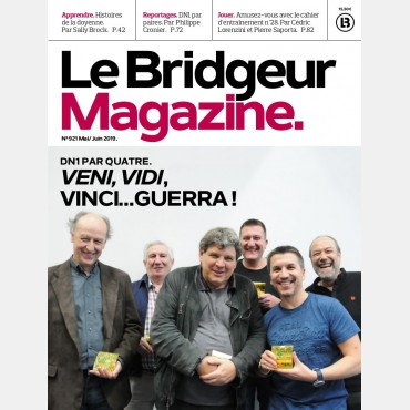 copy of Le Bridgeur March /...