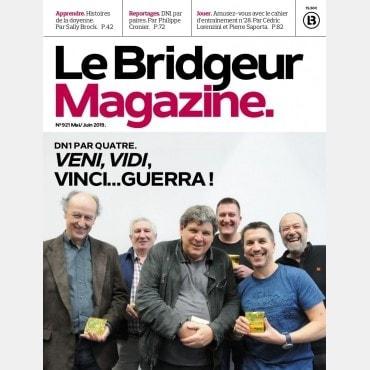Le Bridgeur - Mai 2019 bri_journal921 Anciens numéros