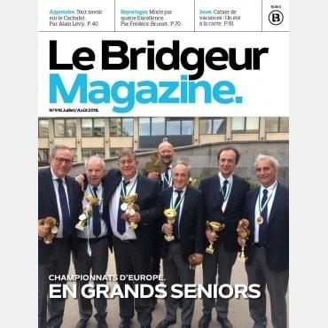 Le Bridgeur - Juillet 2018 bri_journal916 Anciens numéros