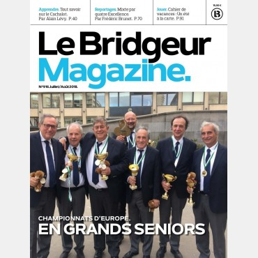 copy of Le Bridgeur May /...