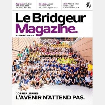 Le Bridgeur - Janvier 2018 bri_journal913 Anciens numéros