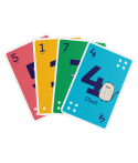 Jeu de cartes enfants Le Petit Bridge CAR1061 Cartes