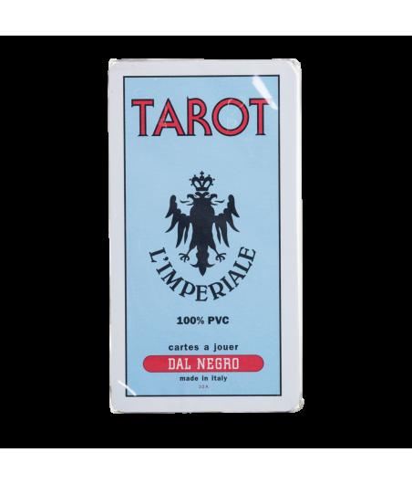 Jeu de cartes tarot L'Impériale 100% plastique CAR4005 Cartes de tarot