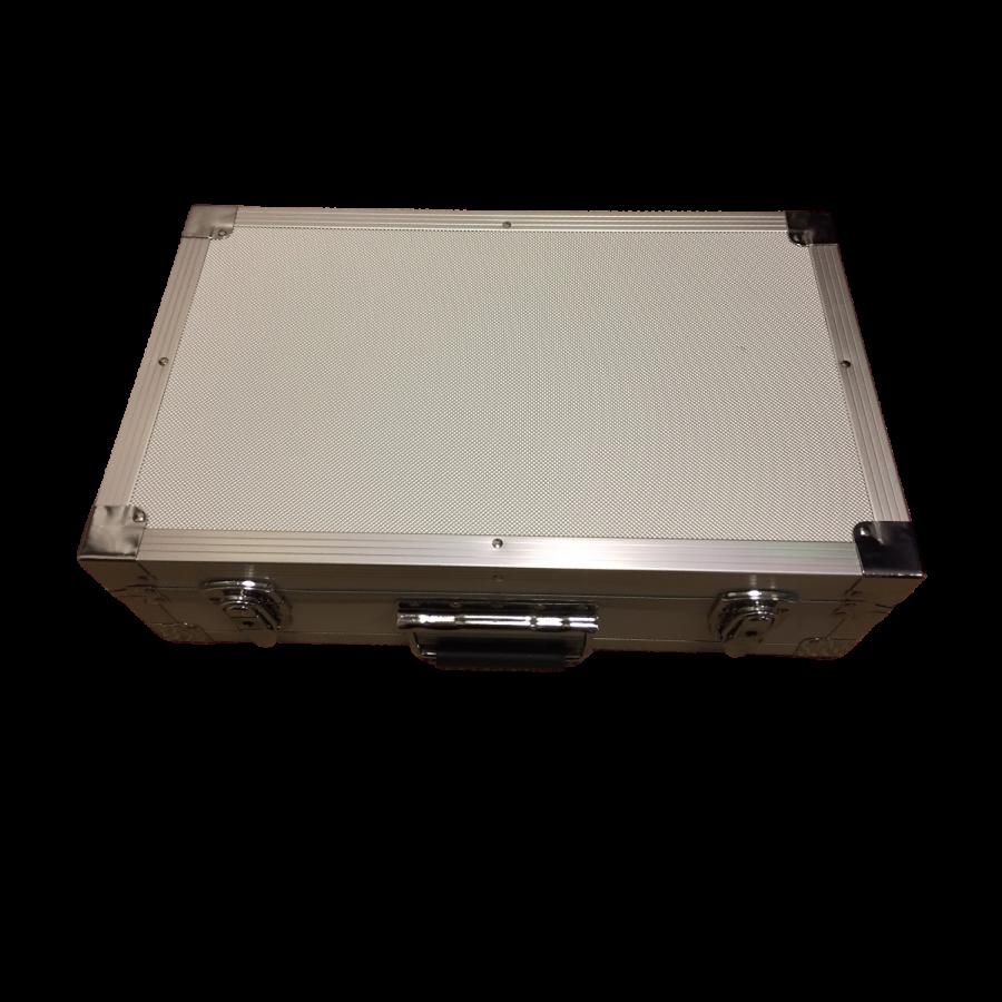 Mallette de rangement en aluminium ETU4005 Étuis et planches