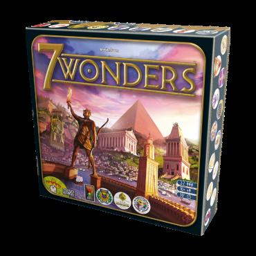 7 Wonders JEU5593 Jeux