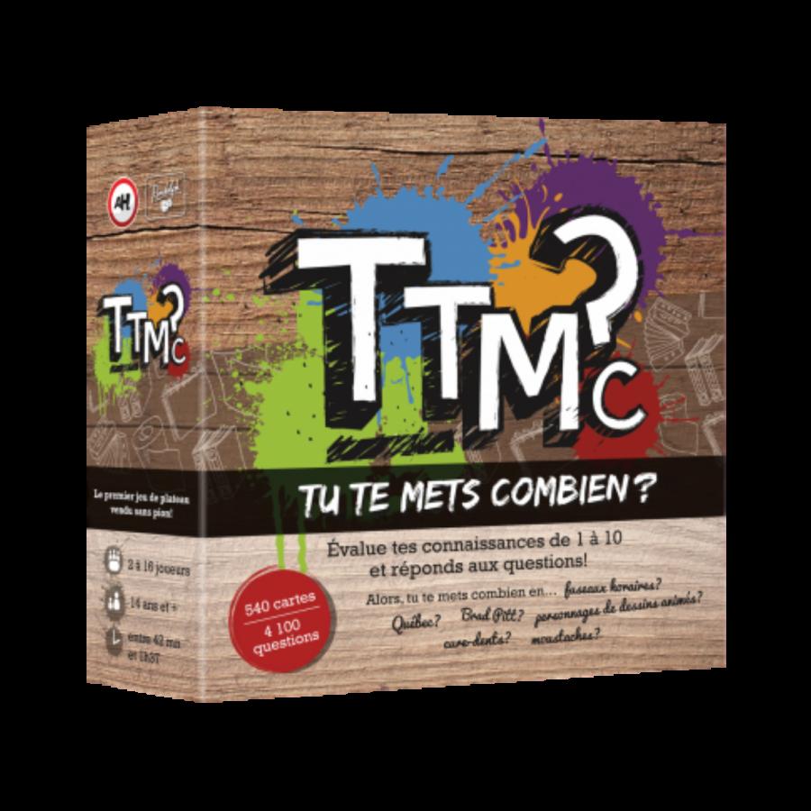 Ttmc Tu Te Mets Combien Jeux Le Bridgeur Site Officiel