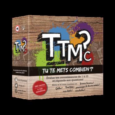 TTMC : Tu te mets combien JEU5831 Jeux