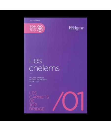 Carnets Top Bridge N°1 : Les Chelems LIV10490 Librairie
