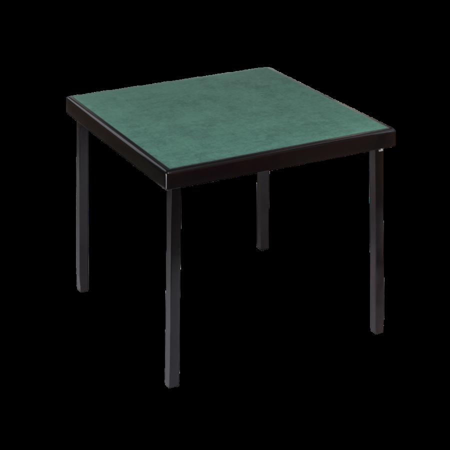 Table de bridge coloris acajou ou merisier 82x82 cm TAB903C Tables et tablettes