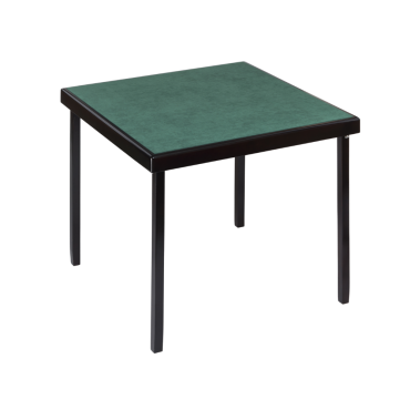 Table de bridge coloris acajou ou merisier 82x82 cm TAB903C Tables et tablettes