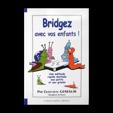 Bridgez avec vos enfants LIV2225 Librairie