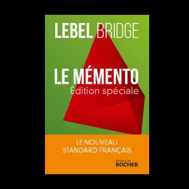 Mémento du bridge édition spéciale LIV23031 Librairie