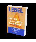 Le Jeu de la Carte Compact LIV2335 Librairie