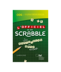 Officiel du Jeu de Scrabble Nouvelle Version ODS 8 LIV43291 Librairie