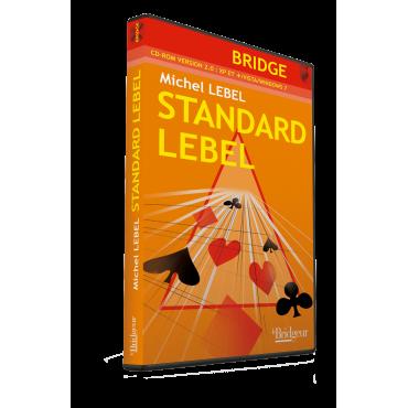 Standard Lebel PC LOG1038 Logiciels de bridge