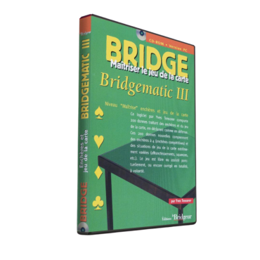 Bridgematic III PC LOG1210 Logiciels de bridge