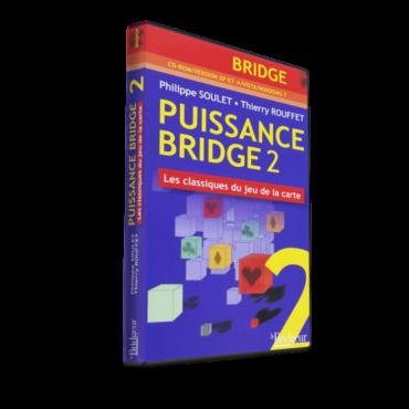 Puissance Bridge 2 PC LOG1257 Logiciels et conférences