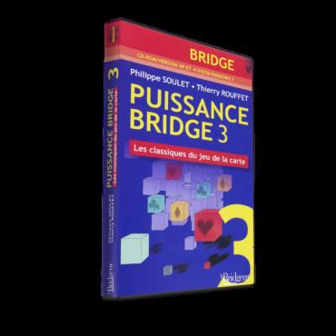 Puissance Bridge 3 PC LOG1258 Logiciels et conférences